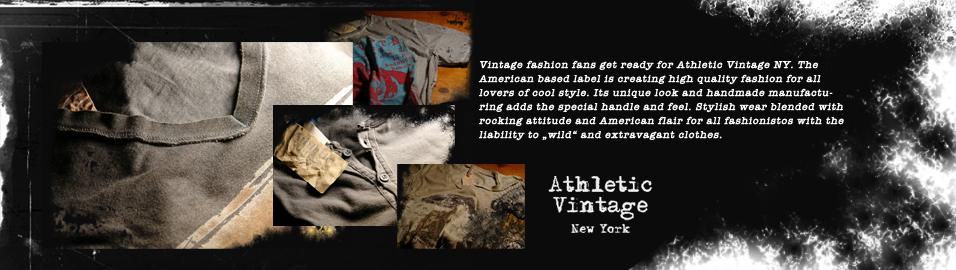 Athletic Vintage NY