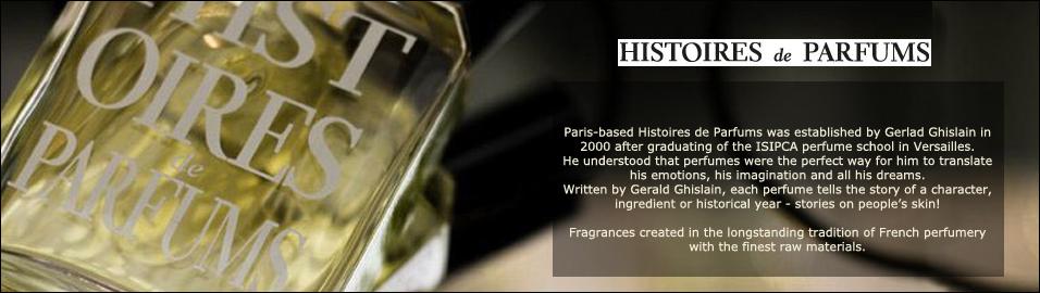 Histoire de Parfums